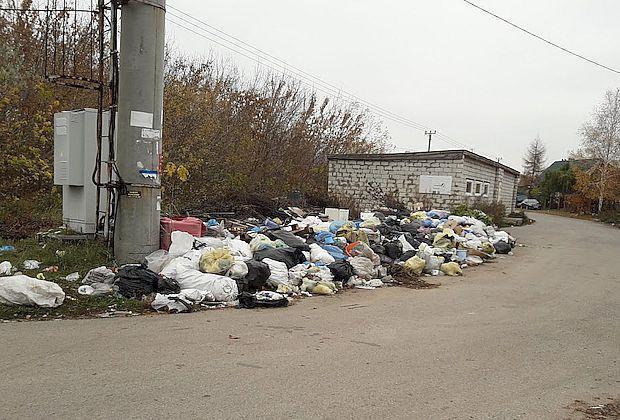 Тысячи дачников вынуждены будут дважды оплачивать вывоз мусора