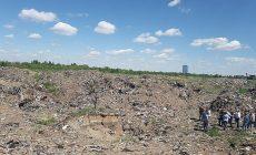 Черные копатели вскрыли два полигона с опасными отходами