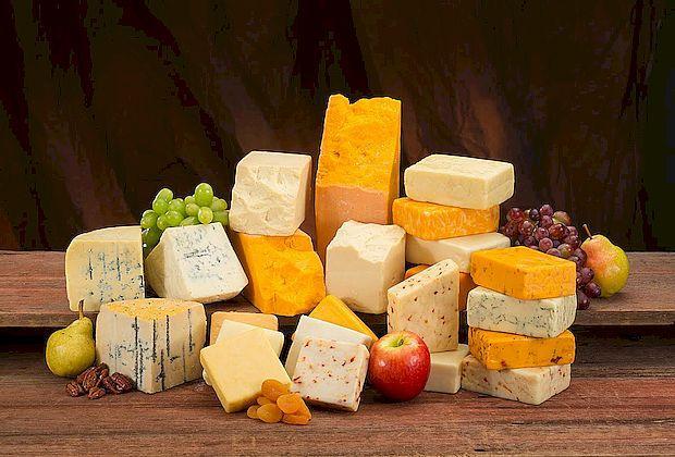 В Самаре уничтожили 51 килограмм сыра