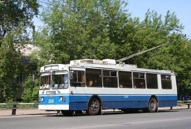 """Тольяттинские троллейбусы появились в приложении """"Яндекс.Транспорт"""""""