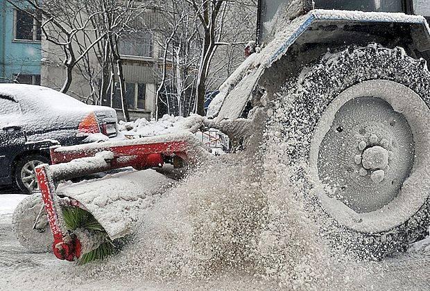 Прокуратура потребовала оштрафовать тольяттинских чиновников за плохую уборку улиц