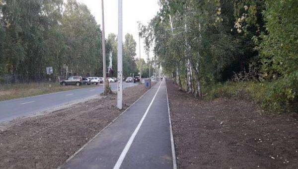 Куда делись 75 сантиметров асфальта и другие наивные вопросы о велодорожках в Тольятти