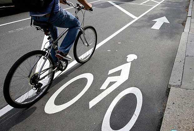 Велодорожка или мечтать не вредно