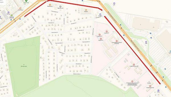 Велодвижение призывает соединить два крупнейших района Тольятти велопешеходной дорожкой