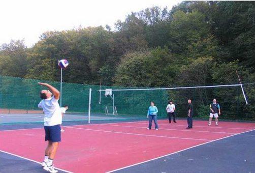 Анташев запретил строительство на месте волейбольной площадки
