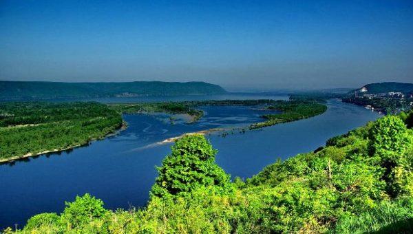 Самару назвали одним из самых главных загрязнителей Волги