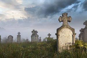 В Самаре детсад строят на заброшенном кладбище