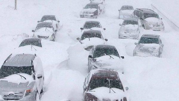 Более трети ДТП с погибшими и пострадавшими в Тольятти спровоцированы плохой уборкой улиц от снега