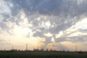 «Куйбышевазот» снизил объем производства из-за неблагоприятных метеоусловий