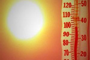 В ближайшие три дня сохранится сильная жара