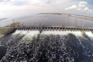 В бассейне Куйбышевского водохранилища началось весеннее половодье