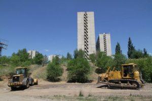 Ликвидируется одна из крупнейших несанкционированных свалок Тольятти